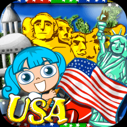 Explore the U.S.A. with Roxy the Star